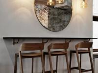 Барная стойка в гостиной — практичные решения как оформить в интерьере (65 фото)
