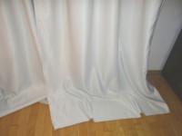 Белые шторы — стильный дизайн в современном стиле (65 фото)