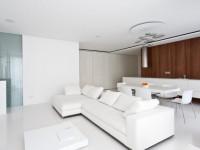 Белый стол — идеальные сочетания с красивым дизайном смотрите на фото!