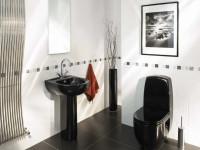 Черная ванная комната — оформляем стильно и с умом! 95 фото новинок дизайна.