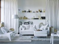 Шторы ИКЕА: фото-обзор лучших дизайнерских новинок из свежего каталога IKEA