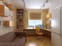 Детская 7 кв. м. — стильный и уютный дизайн (65 фото)