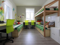 Детская 11 кв. м. — стильный и уютный дизайн в современном стиле (60 фото)