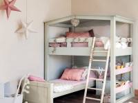Детская комната для двоих детей — фото обзору лучших идей дизайна