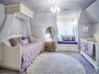 Как оформить детскую спальню с родителями? Фото реального дизайна!