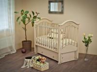 Детские кроватки — самые практичные и приятные варианты для ребёнка на фото!