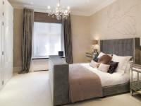 Дизайн стен в спальне — как его оформить? 65 фото эффективных решений!