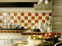 Фартук для кухни — красивая рабочая зона в современном оформлении (84 фото)