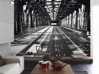 Фотообои в гостиную — оригинальный способ оформления дизайна на фото!