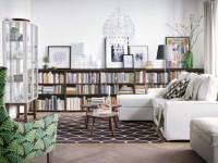Гостиная от ИКЕА — стильный и уютный дизайн в современном стиле (88 фото)
