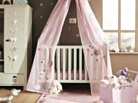 Интерьер детской для девочки — нежный и уютный дизайн (50 фото)