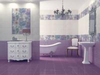 Как выложить плитку в ванной — оригинальные способы на фото в готовом интерьере!