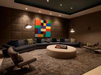 Ковер в гостиную — лучшие идеи красивого оформления +90 фото