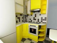 Дизайн кухни 6 кв. м. — 75 фото идей стильного оформления