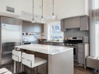 Кухня серого цвета — 77 фото стильного интерьера с лучшими оттенками серого!