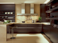 Кухня в стиле хай-тек — современное изящество и как к нему прийти?!