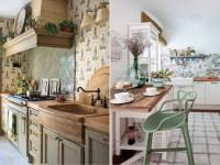 Кухня в стиле кантри — современное оформление провинциального стиля на фото!