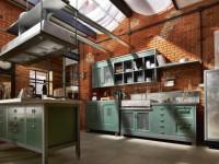 Кухня в стиле лофт — лучшие идеи современных интерьеров на фото новинках!