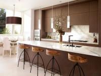 Кухня в стиле модерн — современная классика в оформлении лучших интерьеров!