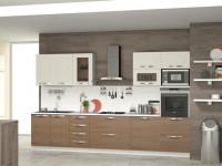 Кухонный гарнитур — 100 фото современного обустройства интерьера