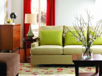 Маленькие диваны — лучший вариант для уютного интерьера на 134 фото!
