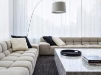 Оформление гостиной в современном стиле (88 фото идей дизайна)