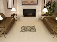 Пол в гостиной: варианты идеального оформления и сочетания (65 фото)