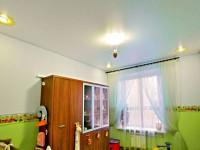 Потолок в детской комнате — нестандартные дизайнерские решения (75 офто)