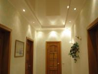 Потолок в прихожей — правила идеального сочетания и дизайна (50 фото)