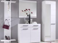 Прихожая белого цвета — шикарное цветовое решение в современных интерьерах!