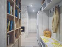 Прихожая в стиле модерн — дизайн, мебель и варианты оформления (60 фото)