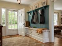 Прихожая в стиле прованс — лучший способ обустройства приятного дизайна!