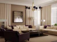 Шторы в зал — самые красивые варианты для стильного интерьера на 142 фото!