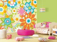 Стены в детской комнате — что сейчас в моде? 85 фото дизайна.