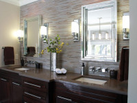 Светильники для ванной комнаты — советы по выбору +75 фото дизайна