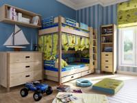 Планировка детской комнаты — секреты идеального дизайна (60 фото)