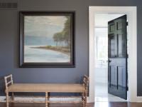 Стены серого цвета в интерьере — стильный и уютный дизайн (55 фото)