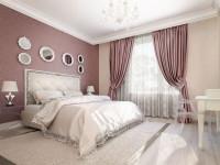 Шторы в спальню — выберите лучший вариант для себя в фото обзоре!