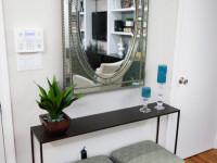 Зеркало в прихожую — оригинальный и стильный дизайн (77 фото)
