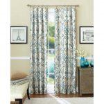 Cabin curtains window treatments