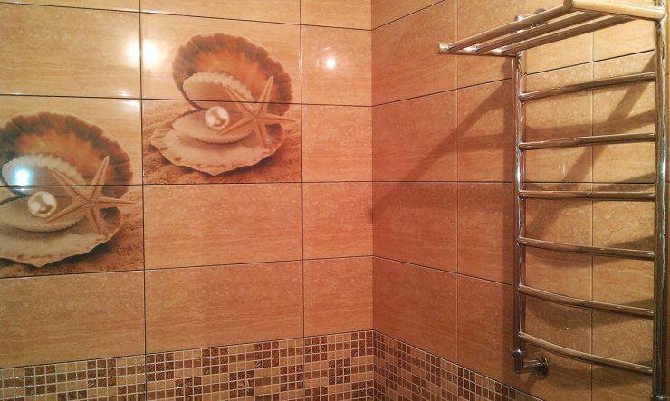 Плитка для ванной своими руками фото