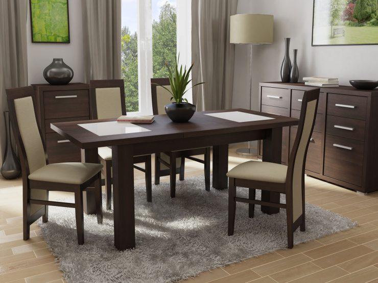 обеденный стол самые удобные варианты в современном интерьере