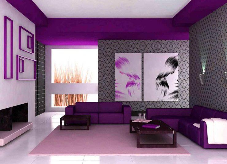 Оклейка стен разными обоями: фото комбинирования обоев 26