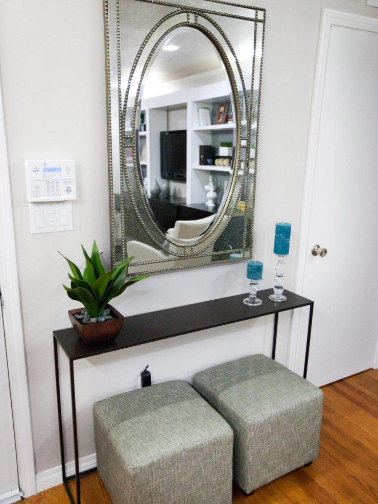 зеркало в прихожую 77 фото идей дизайна в современном стиле